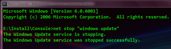 Stop Windows Restart Promts